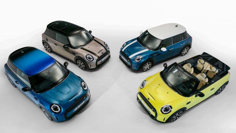 Yenilenen Tasarım ve Teknolojileriyle  MINI 3 Kapı, MINI 5 Kapı ve MINI Cabrio Gün Yüzüne Çıktı