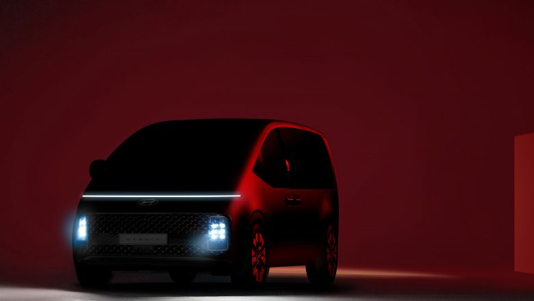 Premium Bir Tasarıma Sahip Yeni MPV:HyundaiSTARIA