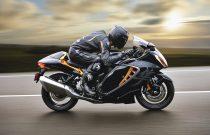 Motosikletin en itibarlı markası yine Suzuki