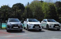 Dünyanın İlk Premium SUV'u Lexus RX,  Enterprise Türkiye Filosunda!