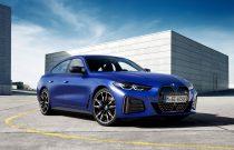Tamamen Elektrikli İlk Gran Coupé BMW i4   Yollara Çıkmaya Hazır