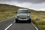 Land Rover Sıfır Emisyon Hedefine Giden Yolda Hidrojen Yakıt Hücreli Defender'ın Testlerine Başlıyor