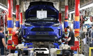 Toyota, Yeni Yaris Cross  B- SUV Üretimine Başlıyor