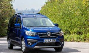 Renault Ticari ailesinin yeni üyeleri Türkiye'de:  Yeni Express Combi ve Express Van